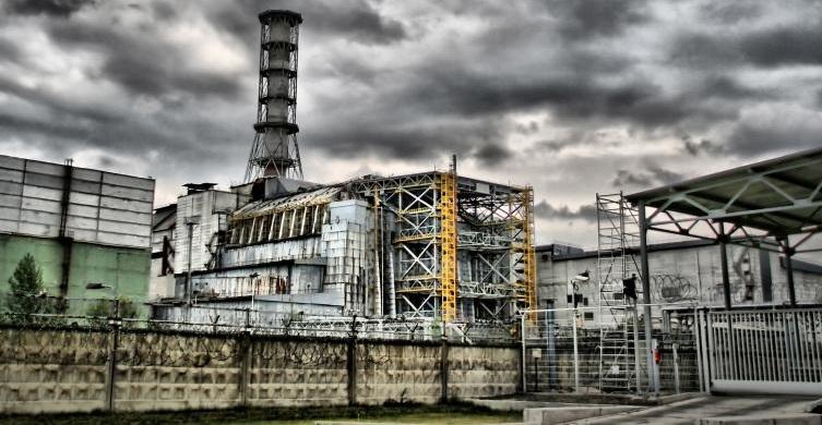 ВЧернобыльской зоне задержали группу изчетырех сталкеров