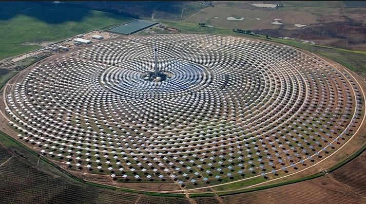 Австралия построит крупнейшую вмире солнечно-тепловую электростанцию