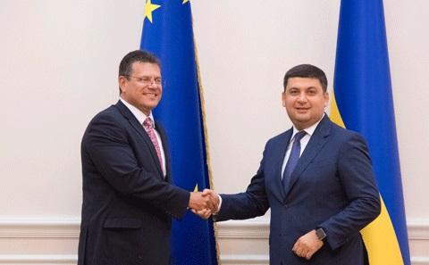 Премьер: ЕСпредоставит 100млневро наэнергоэффективность государства Украины