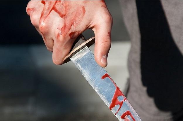 ножевое нападение