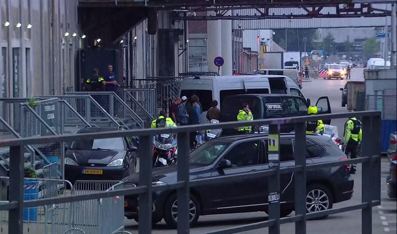 Арестован 2-ой подозреваемый поделу оподготовке теракта— Роттердам