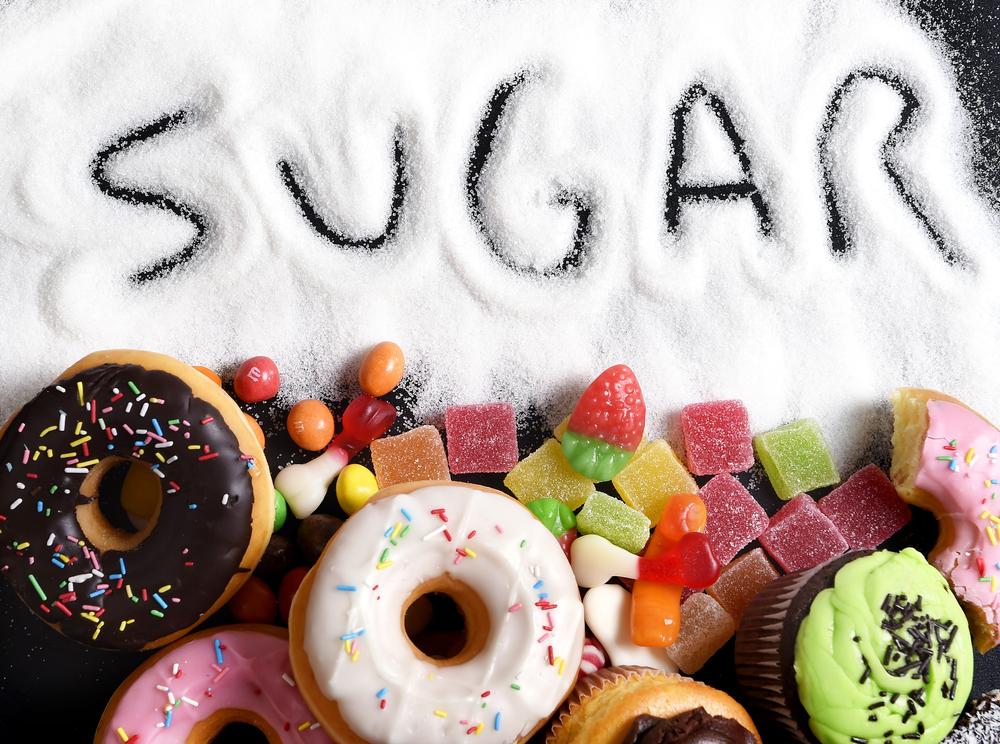 сладости и сахар