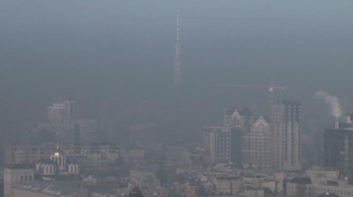 Граждан украинской столицы предупредили ометеорологической дымке— Жара вгосударстве Украина
