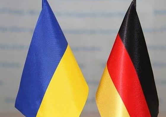 украина германия