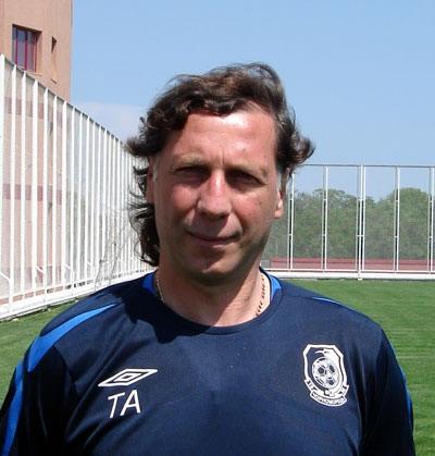 Андрей Телесненко