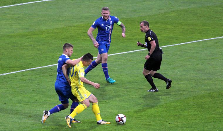Исландия Украина