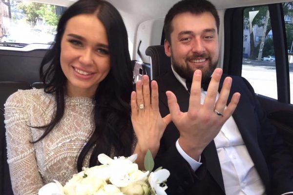 Луценко свадьба