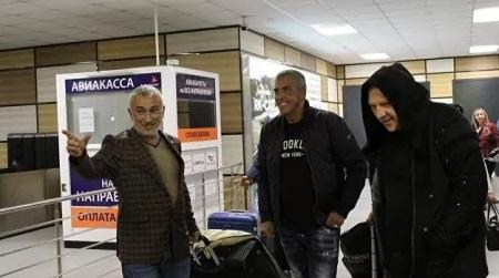 Звезда фильма «Такси» приехал вКрым
