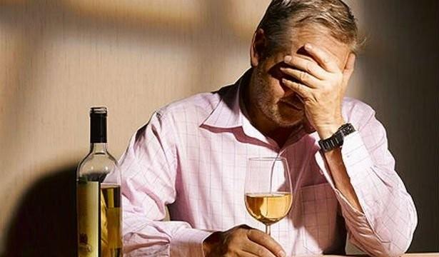алкоголизм.
