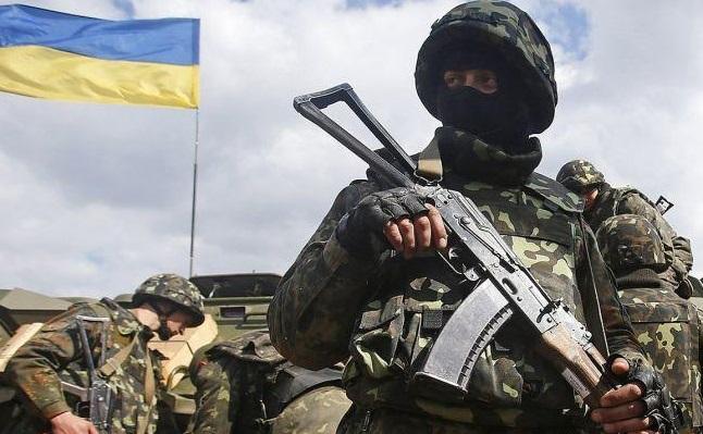 Вгосударстве Украина создан список суицидов среди ветеранов АТО
