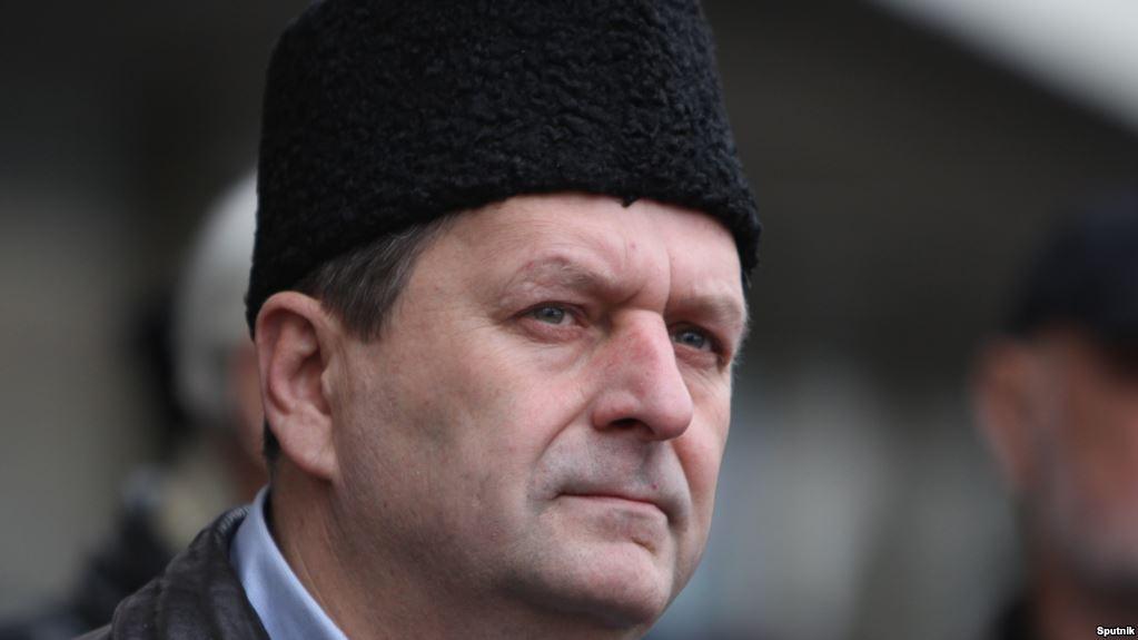 Сегодня оккупанты вКрыму огласят вердикт Ахтему Чийгозу