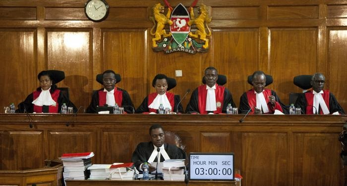 Верховный суд Кении признал недействительными результаты президентских выборов