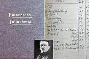 книга Гитлера
