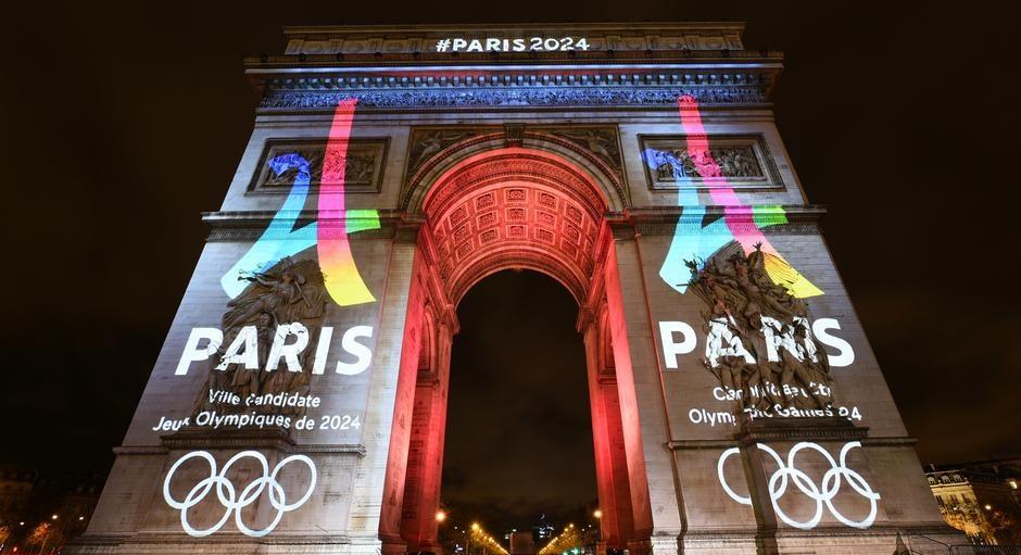 олимпида париж
