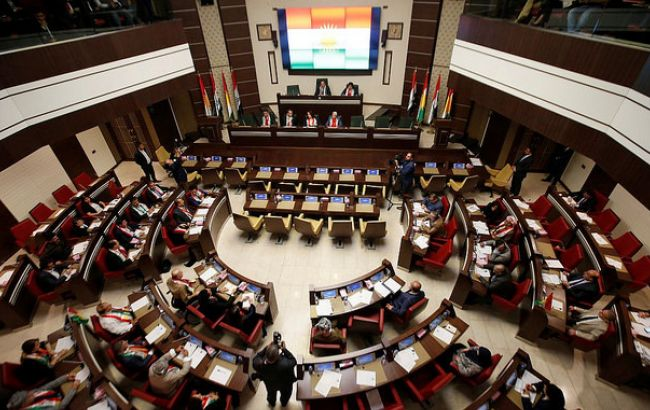 парламент курдистану