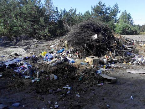 ВКиевской области ветераны АТО получили землю насвалке