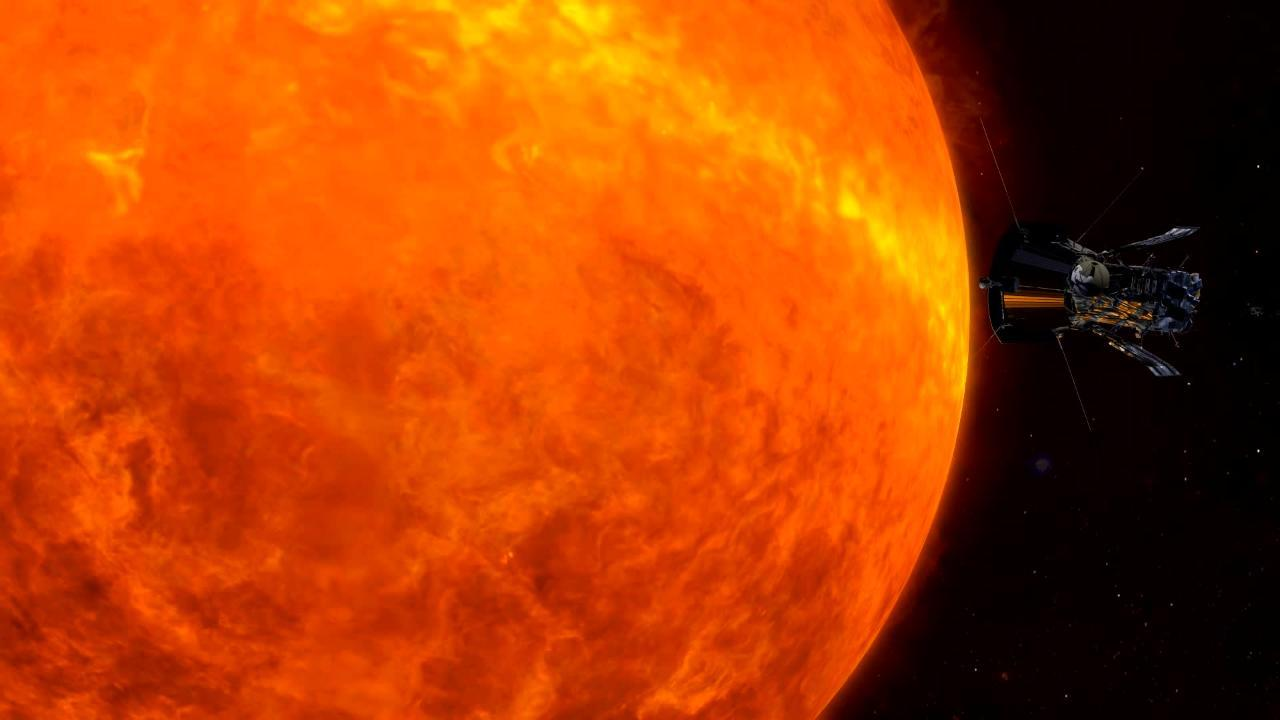 NASA вподробностях поведала опредстоящей экспедиции наСолнце