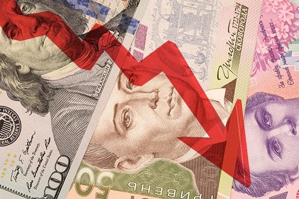 НБУ вновь реализует валюту намежбанке