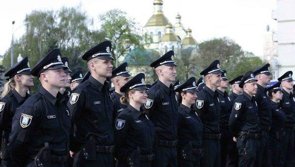 Полицию повсей стране переводят наусиленный режим