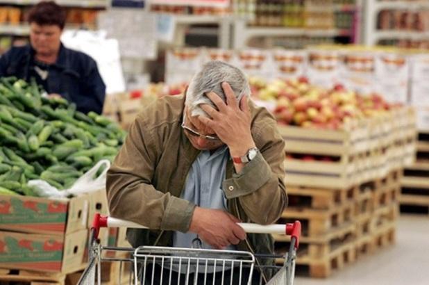 ВУкраинском государстве дорожают продукты из-за обесценивания гривны