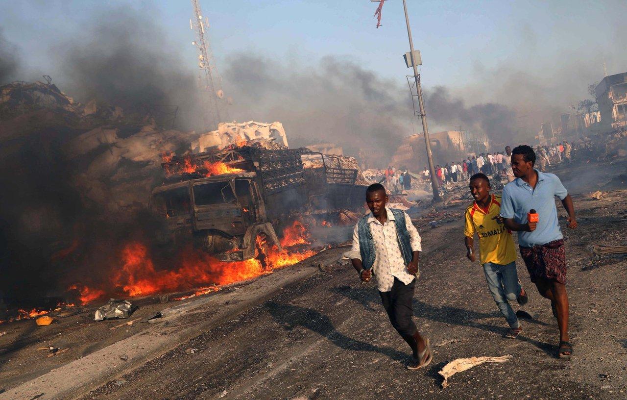 теракт сомали