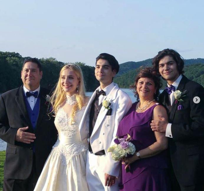 Бондаренко свадьбу