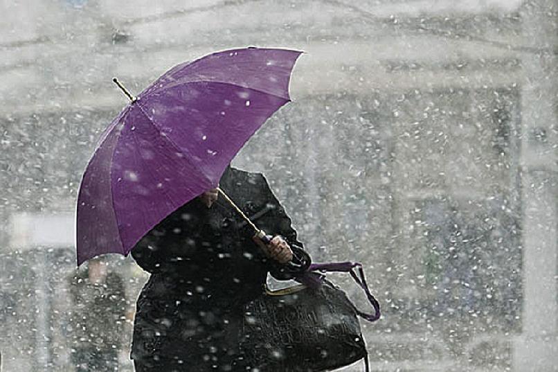 Синоптик: Сегодня вгосударстве Украина будет холодно иснежно