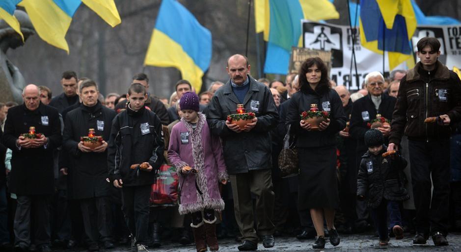 марш к голодомору