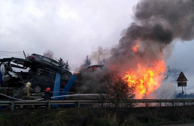 Гражданин Кировоградской области умер вжесточайшем ДТП