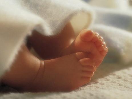 покинутый младенец
