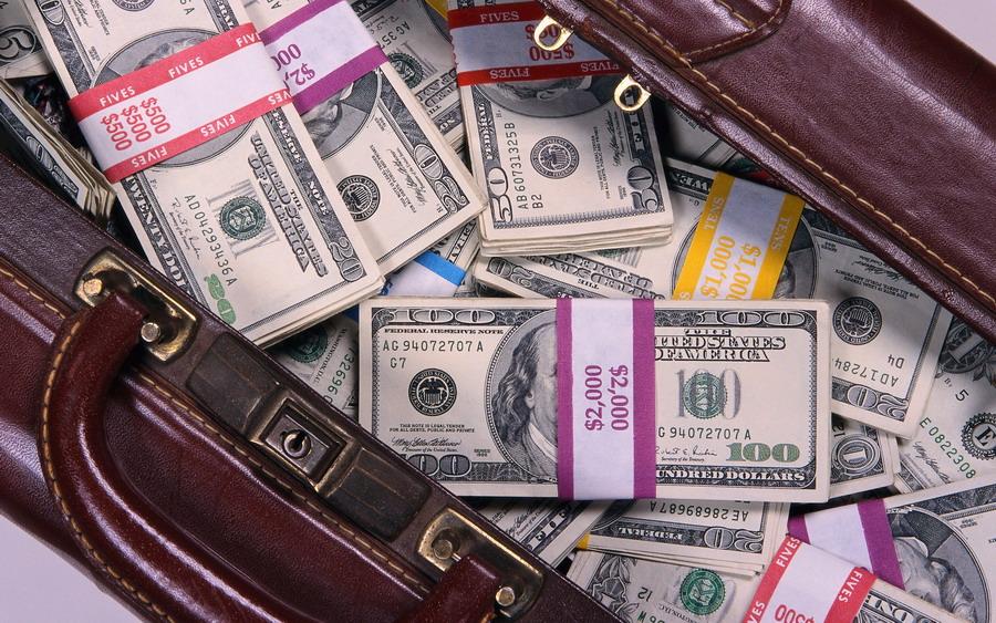 сумка-деньги