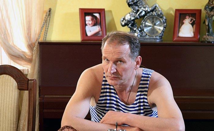 Актёр Зеленский раскритиковал СБУ из-за запрета сериала «Сваты»
