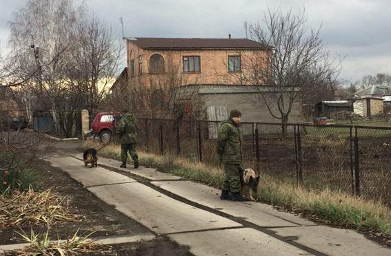Донбасс убийство