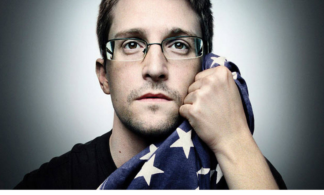 Эвард Сноуден
