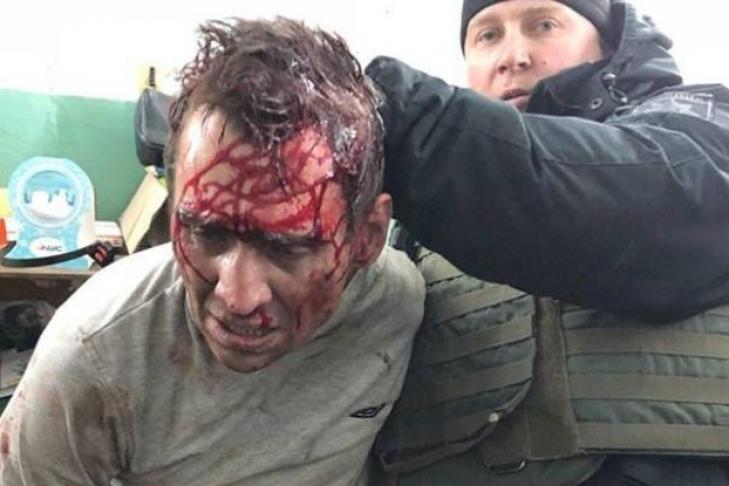 Харьковский террорист