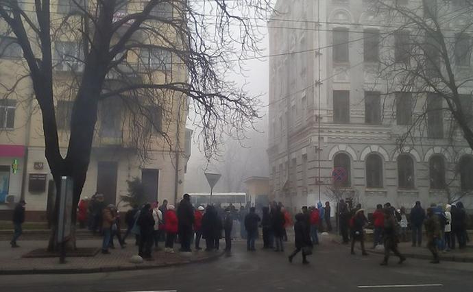 Профессиональная диверсия: юрист разъяснил, почему Саакашвили задержали именно вконце рабочей недели