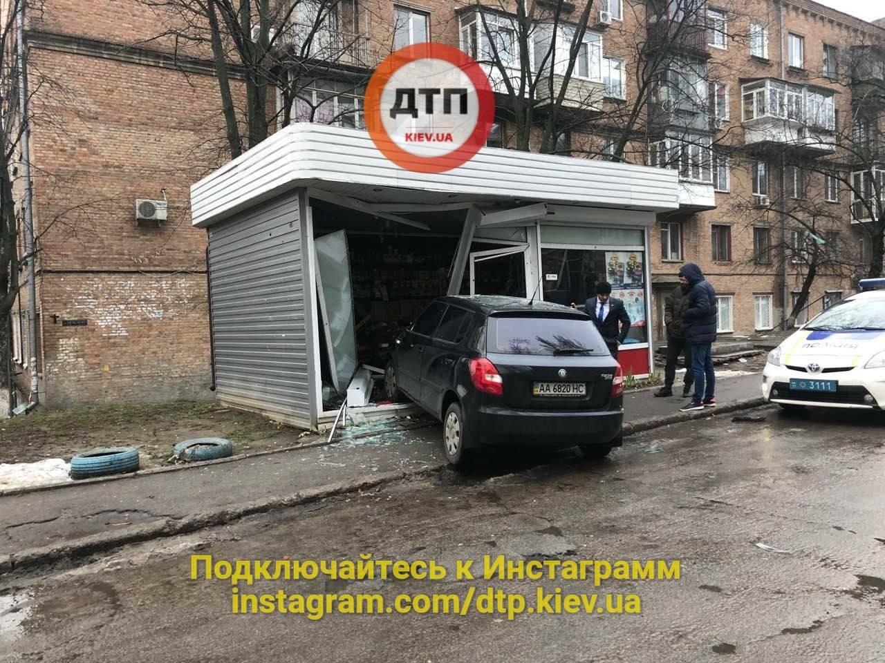 Киев ДТП1