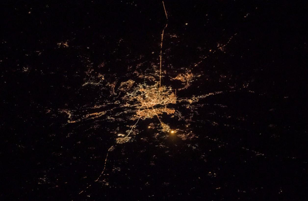 Киев космос
