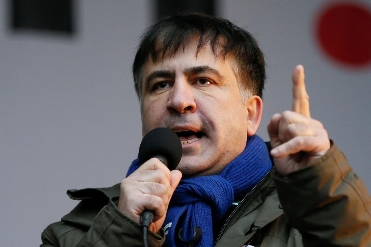 Михаел Саакашвили