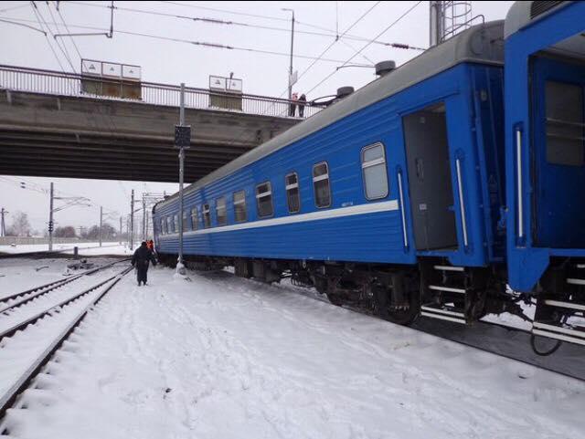 Поезд РБ3