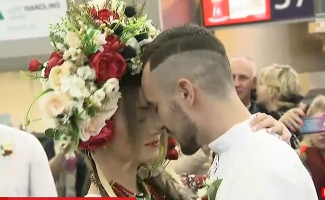 Свадьба в борисполе