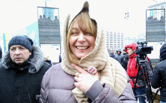 жена саакашвили