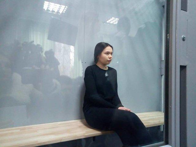 Подозреваемой вХарьковской ДТП Зайцевой переизберут мера пресечения