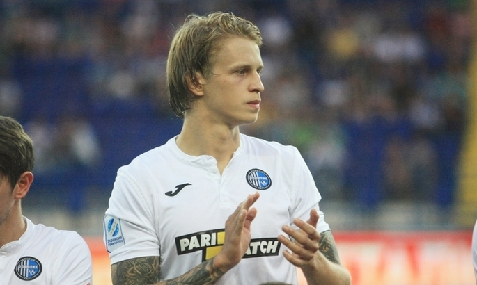 Артем Шабанов.