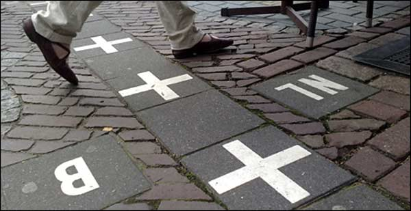 Бельгия и нидерланды