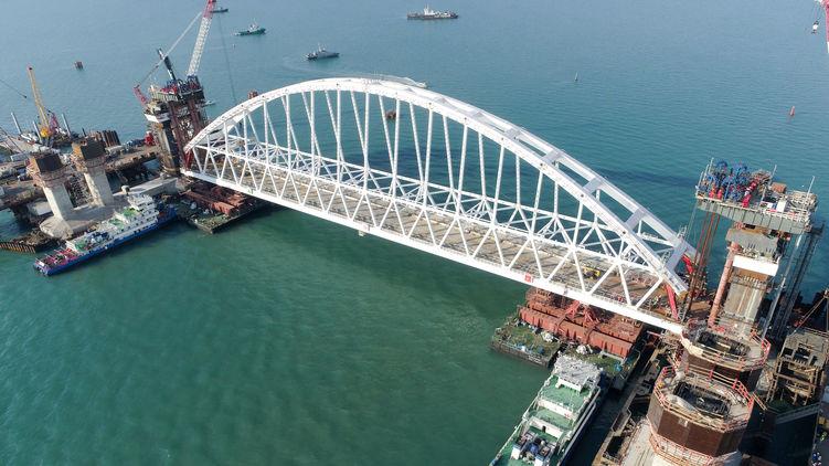 Керченский мост.