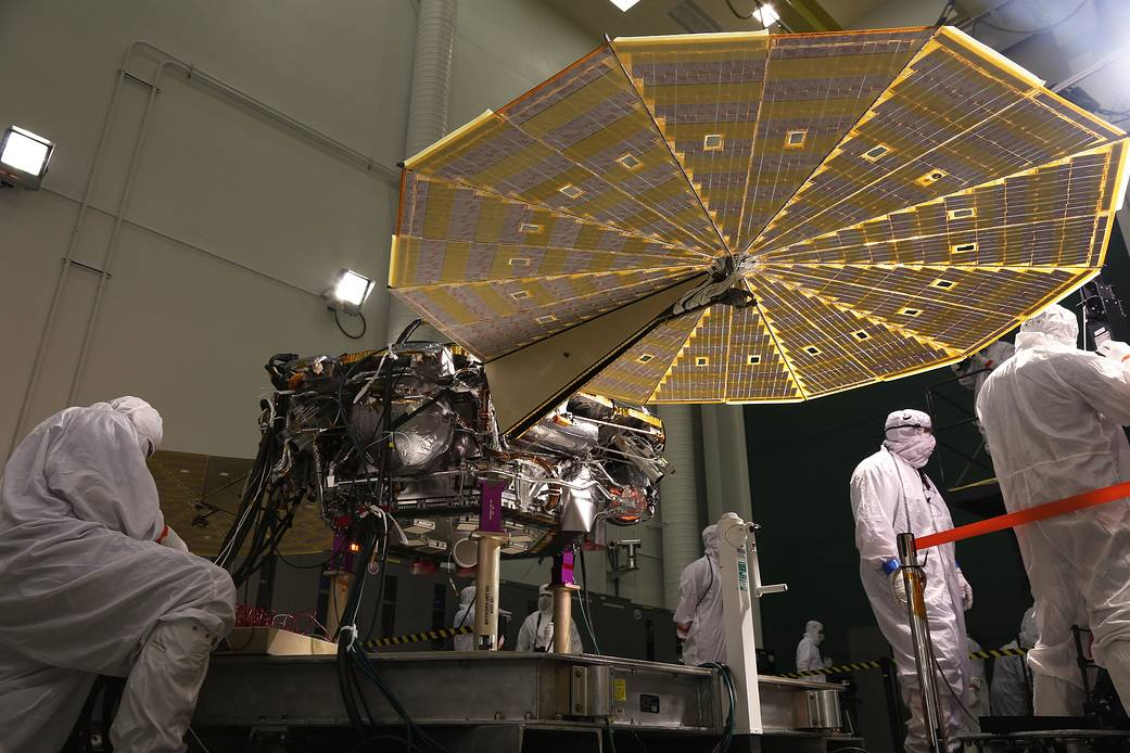 Марсианская батарея