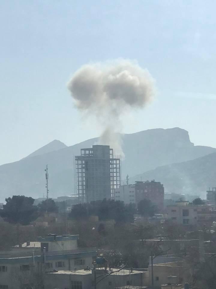 Взрыв Кабул