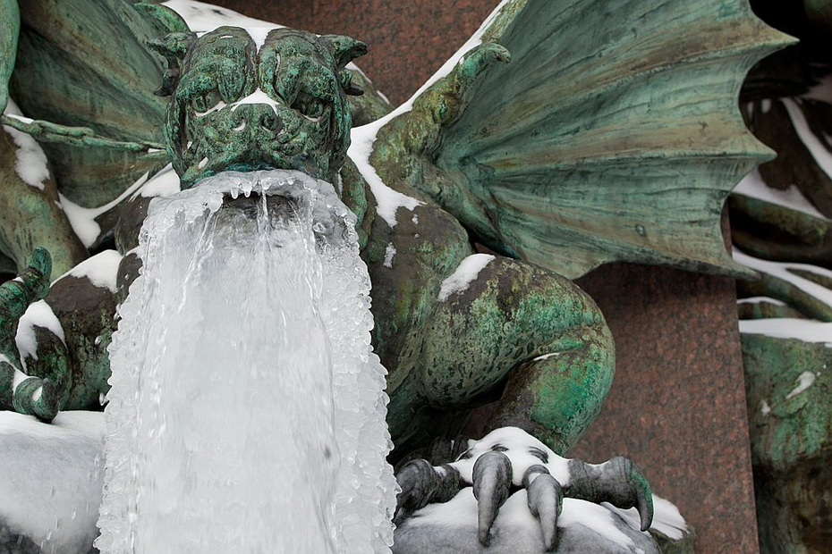 морозы в Европе
