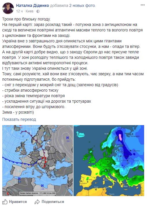 погода Диденко